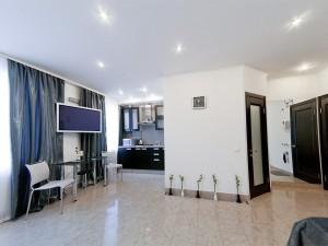 2-х комнатная квартира на Генерала Цветаева